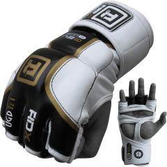 МMA перчатки RDX Gloves UGD Tz1 black - gold