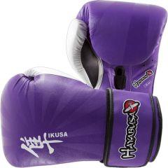 Боксерские перчатки Hayabusa Ikusa purple