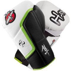 Боксерские перчатки Hayabusa Mirai Series black - green