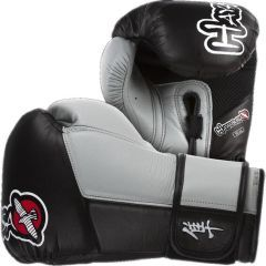 Боксерские перчатки Hayabusa Tokushu black - gray