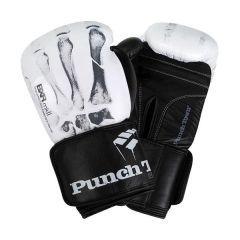 Боксерские перчатки PunchTown BXR mk II white