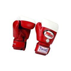 Боксерские перчатки Twins Special red