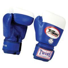 Боксерские перчатки Twins Special blue