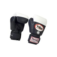 Боксерские перчатки Twins Special black