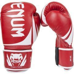 Боксерские перчатки Venum Challenger 2.0 SE red