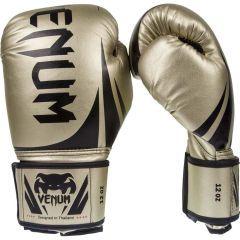 Боксерские перчатки Venum Challenger 2.0 SE gold
