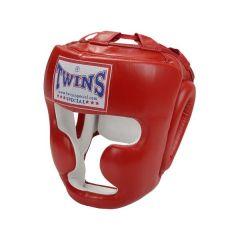 Боксерский шлем Twins Special HGL3 red
