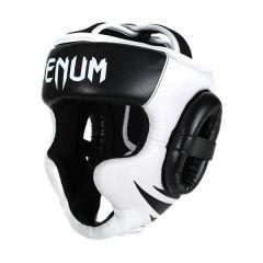 Боксерский шлем Venum Challenger 2.0 black - white