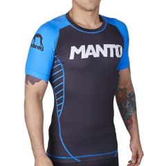 Рашгард Manto Champ black - blue