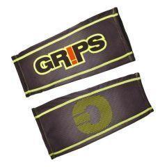 Компрессионные гетры Grips Carbon Fluo