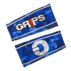 Компрессионные гетры Grips Blue Camo