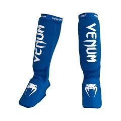 Защита голени и стопы Venum Kontact blue
