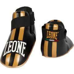 Футы Leone black - gold