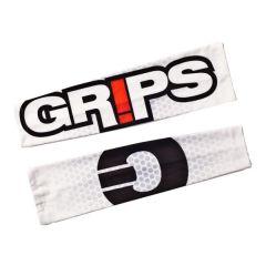 Компрессионный рукав Grips White Honeycomb