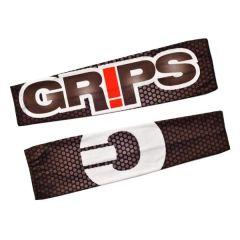 Компрессионный рукав Grips Black Honeycomb