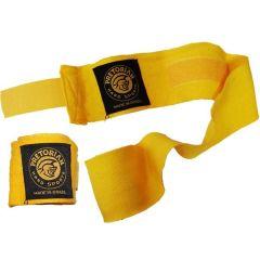 Боксерские бинты Pretorian yellow 3м