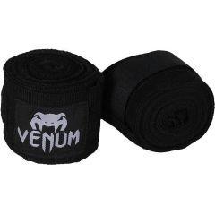 Боксерские бинты Venum black 4м