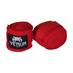 Боксерские бинты Venum red 4м