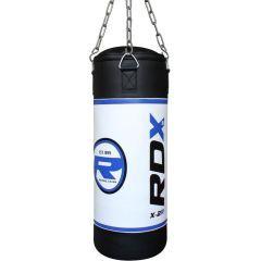 Детский боксерский мешок RDX black - white