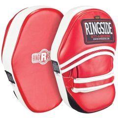 Лапы боксерские Ringside Elite red