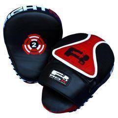 Фокус-лапы боксерские RDX Focus Pads