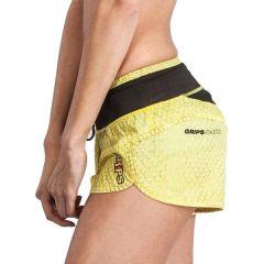 Женские спортивные шорты Grips Yellow Dragon