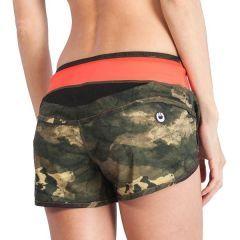 Женские спортивные шорты Grips Green Camo