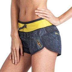 Женские спортивные шорты Grips Black Magma