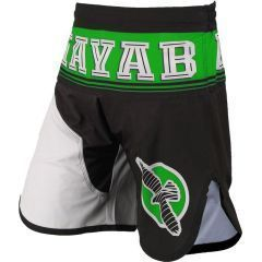 ММА шорты Hayabusa Flex Factor green