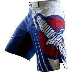 ММА шорты Hayabusa Chikara Recast blue