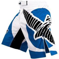 ММА шорты Hayabusa Chikara blue