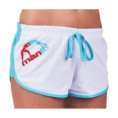 Женские спортивные шорты Manto Angie white