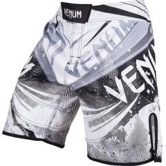 ММА шорты Venum Galactic white
