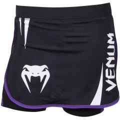 Женские спортивные шорты-юбка Venum Body Fit black