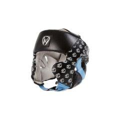 Боксерский шлем Kimurawear black - blue