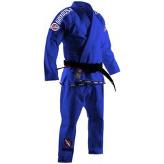 Кимоно (ГИ) для БЖЖ Hayabusa Shinju Lightweight blue