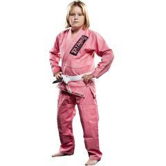 Детское кимоно (ГИ) для БЖЖ Tatami pink