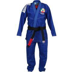 Кимоно (ГИ) для БЖЖ Scramble Athlete blue