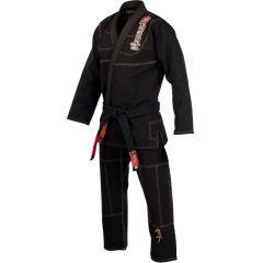 Кимоно (ГИ) для БЖЖ Hayabusa Pro Jiu Jitsu Gi black