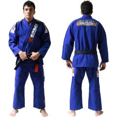 Кимоно (ГИ) для БЖЖ Koral MKM Competition blue
