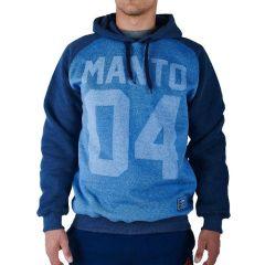 Худи Manto 04 blue