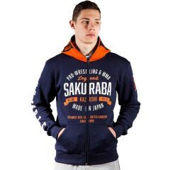 Толстовка Scramble Sakuraba navy