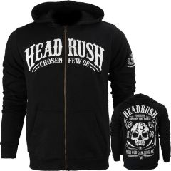 Толстовка Headrush JD Skull black