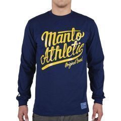 Лонгслив Manto Athletic blue