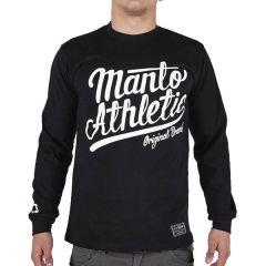 Лонгслив Manto Athletic black