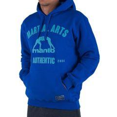 Худи Manto Authentic blue