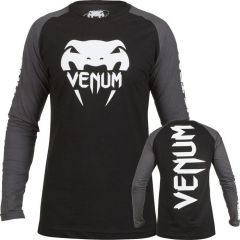Лонгслив Venum Pro Team 2.0 black - gray