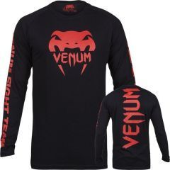 Лонгслив Venum Pro Team 2.0 black - red