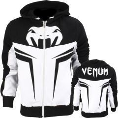 Толстовка Venum Shockwave 3.0 white - black