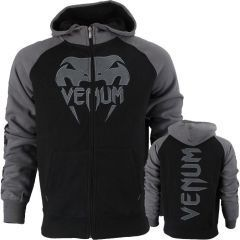 Толстовка Venum Pro Team 2.0 black - gr
